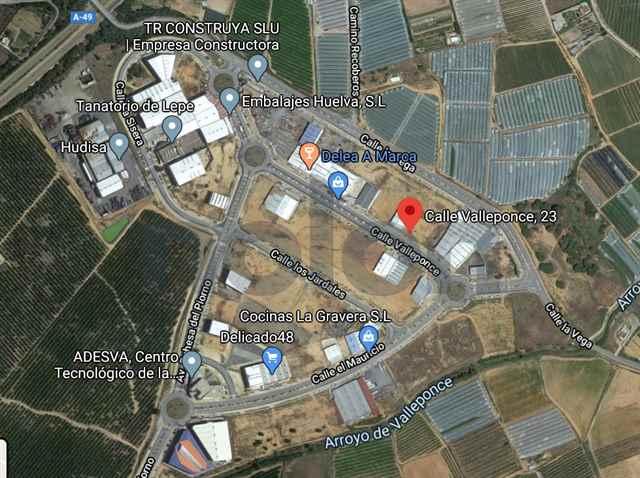 Terreno urbano, Huelva - 93929