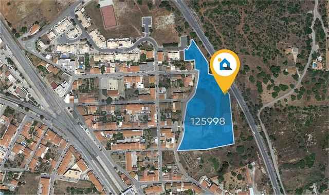 Terreno urbano, Silves - 125998