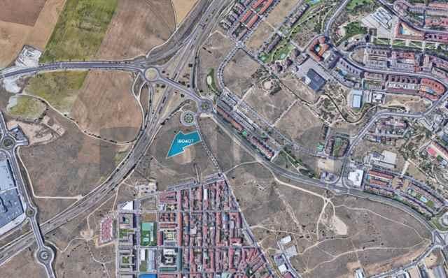 Urban land, Valladolid - 180407